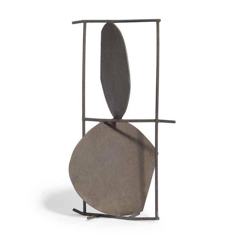Robert Adams Abstract Sculpture - Maquette (Opus 145)