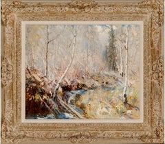 "Ellis, ""Aspen Creek"" 20x24 o/c, American Colorado"