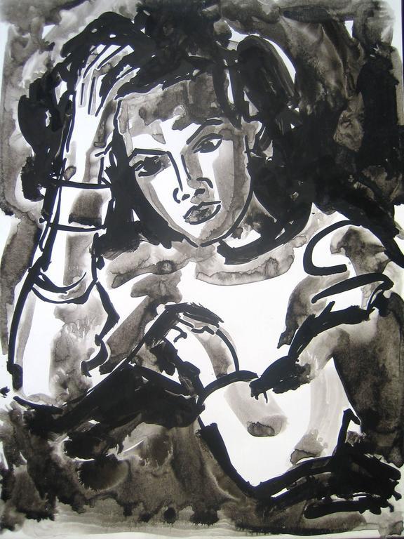 Ioan Cristea - Portrait 1