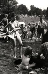 Woodstock (child with nude woman)
