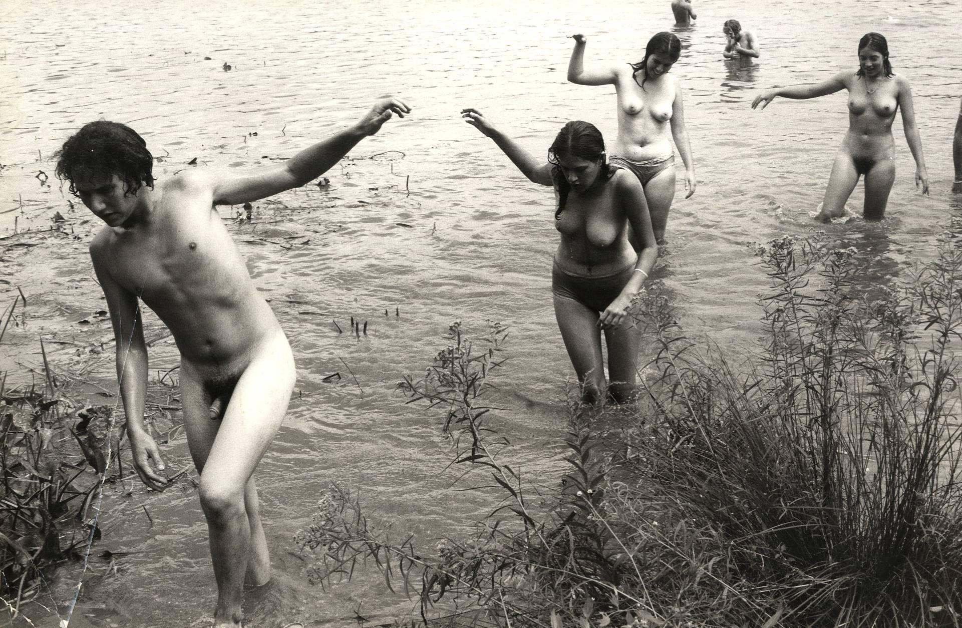 Woodstock uncensored nudes #12