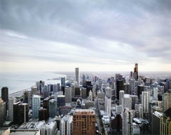 View from the John Hancock Center (day), Chicago