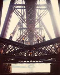 Painters of the Forth Rail Bridge, Firth of Forth, Scotland