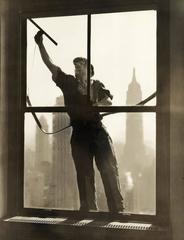 Wendell MacRae - Window Washer