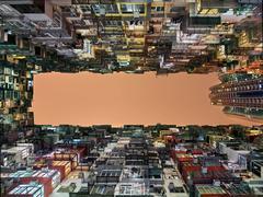 Hong Kong, November 2016
