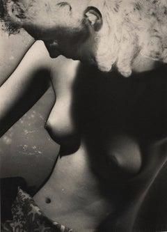 Nude with Sabattier's Effect II