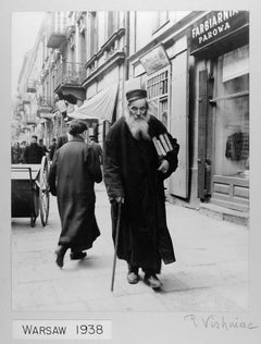 A Rabbi, Warsaw