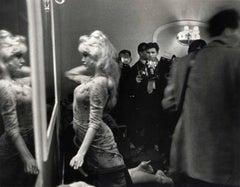 Brigitte Bardot Prepares to Meet the Press, London