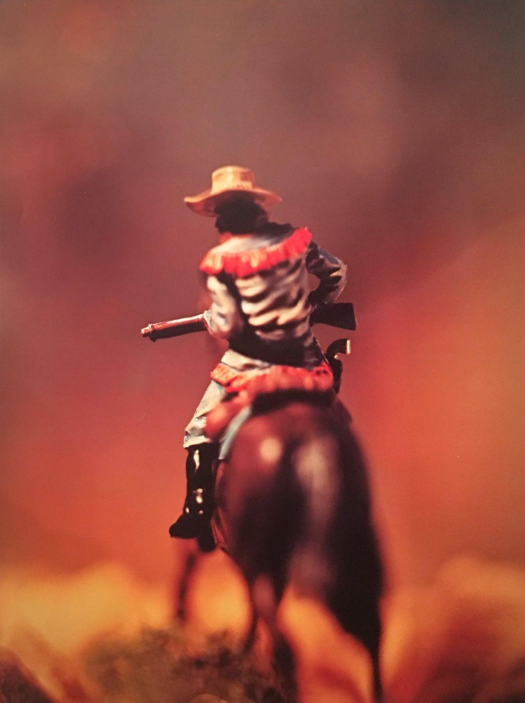 Cowboy datiert