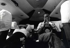 Why Do I Love You? Louis Armstrong at 14,000 feet over Africa, May 1956