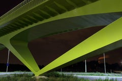 t Groentje Bicycle Bridge, Nijmegen, The Netherlands