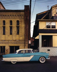 """1955 Plymouth Belvedere, from the series """"Dinosaurs and Dreamboats"""""""