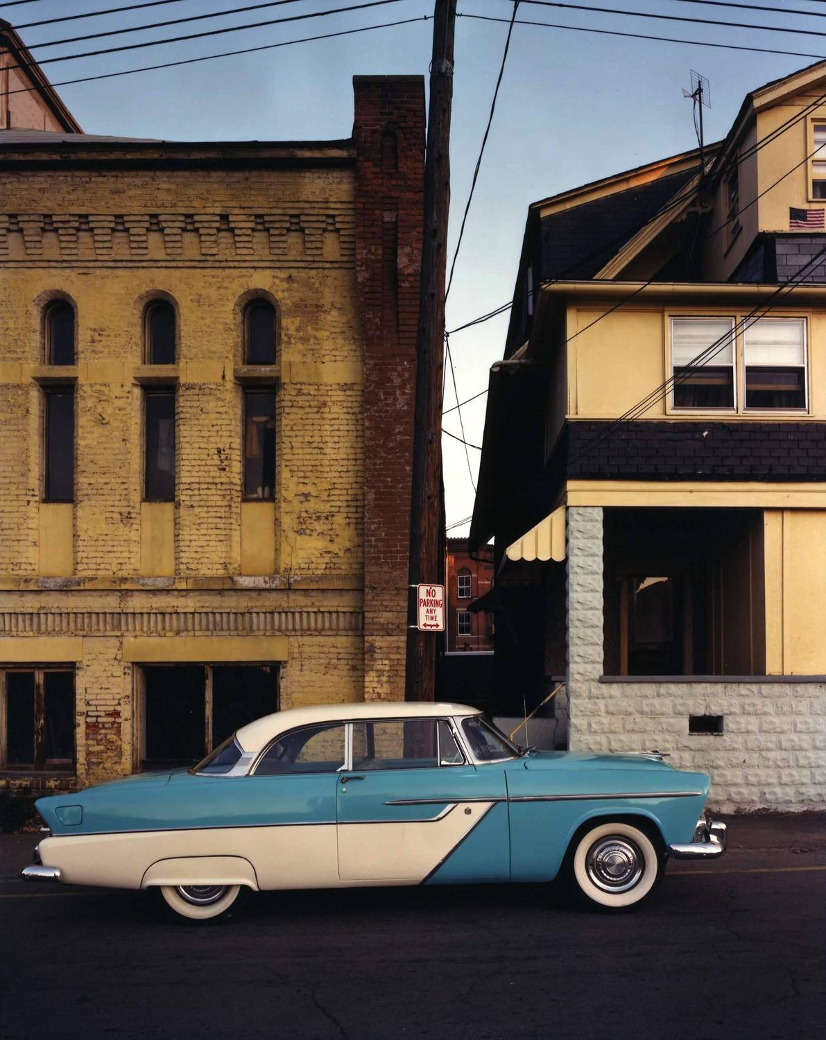 Bruce Wrighton 1955 Plymouth Belvedere From The Series