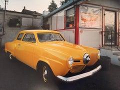 1950 Studebaker Champion, Danny's Diner, Binghamton, NY