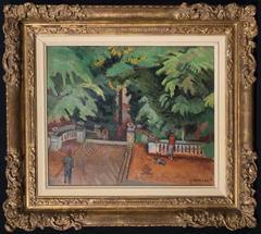 L'entre du Parc, c.1920