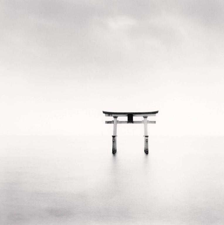 Torii, Study 1, Takaishima, Biwa Lake, Honshu, Japan