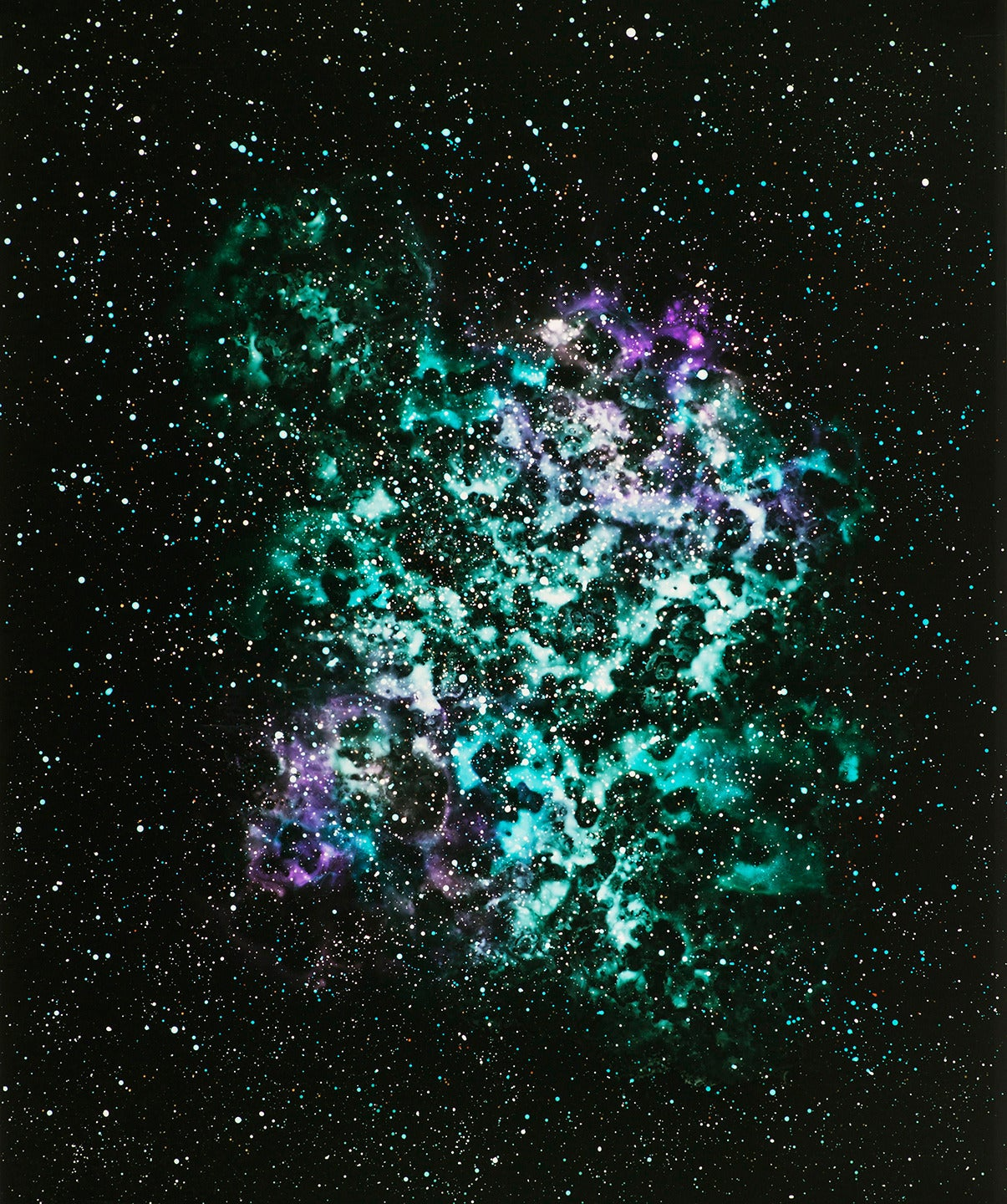 Vanessa Marsh Color Photograph - Nebula 16