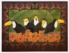 Rainforest Tapestry