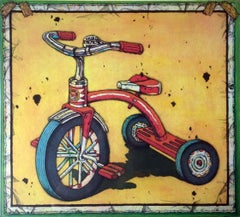 The Notorious Red Trike
