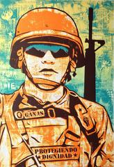 Ganas Soldier: Defending Dignity