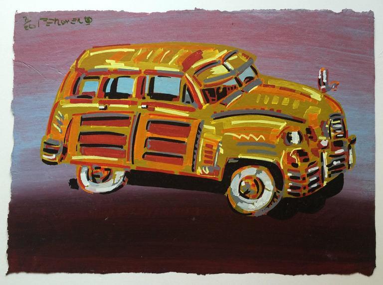 Packard Woody