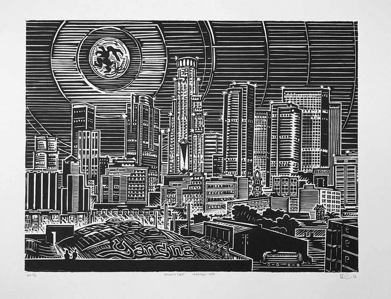 William Acedo Yangna Print For Sale At 1stdibs