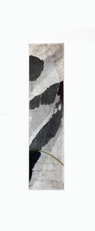 Barbara Shunyi Abstract Print - Brote II