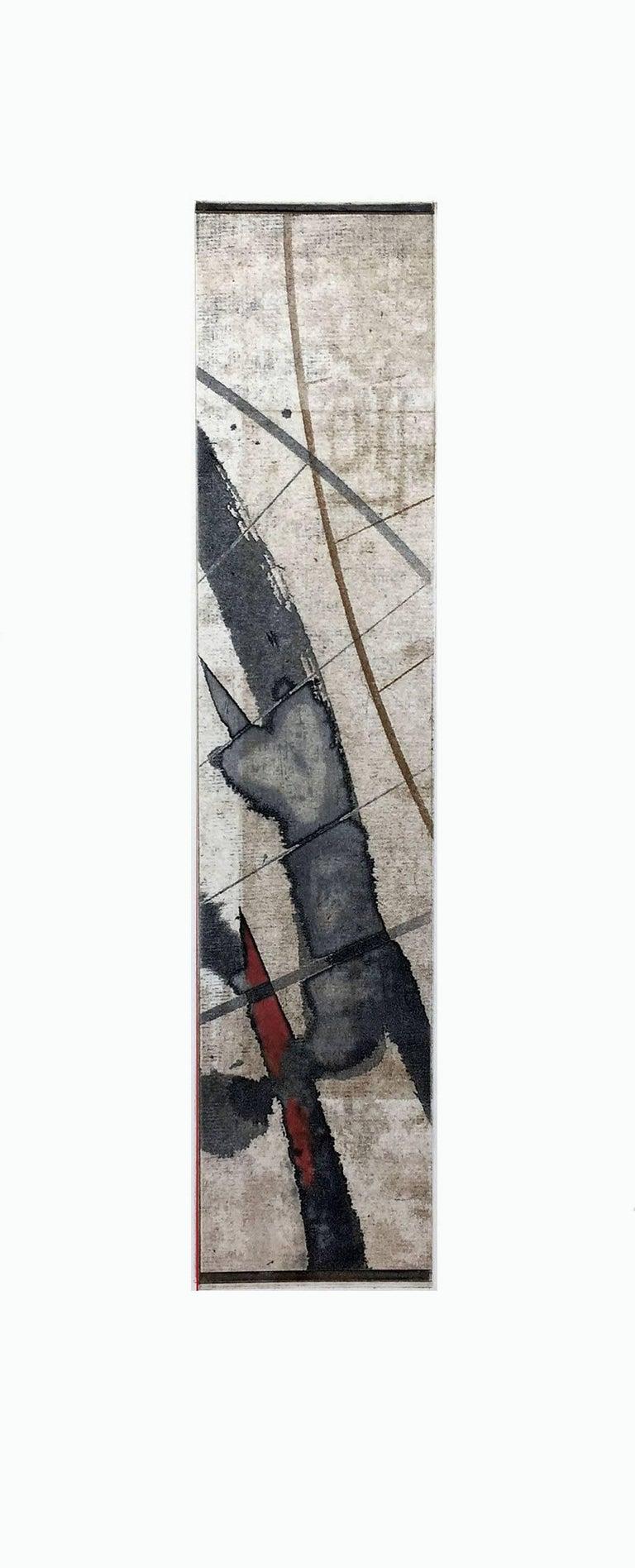 Barbara Shunyi Abstract Print - Brote I