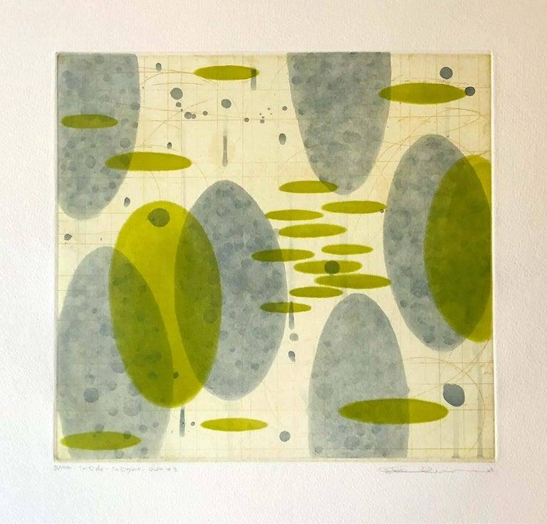 Seiko Tachibana Still-Life Print - Inside-Insight-Out #3