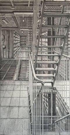 Plate No. 3, le Magasin central des imprimés