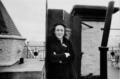 John Lennon on Rooftop