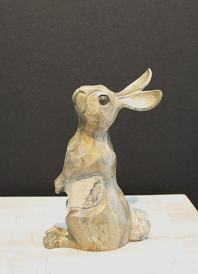 John Maisano Figurative Sculpture - Daisy