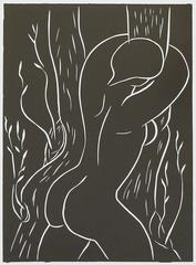 Pasiphae (Embracing an Olive Tree)