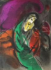 Marc Chagall - Jeremiah