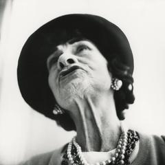 Richard Avedon - Coco Chanel