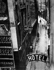 La Rue Quincampoix et ses Hotels De Passe