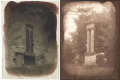 The Ghosts of Lacock Abbey: Pillar Ghost