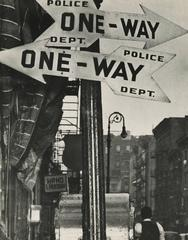 Rivington & Attorney Streets, Lower East Side, 1940s