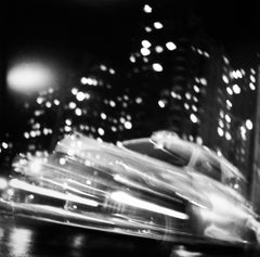 Taxi, New York Night