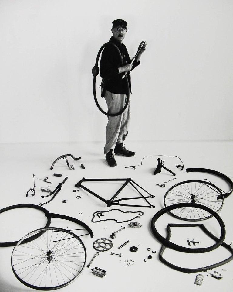 Robert Doisneau - Jacques Tati 1