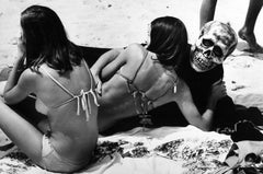 Dennis Stock - Santa Monica Beach