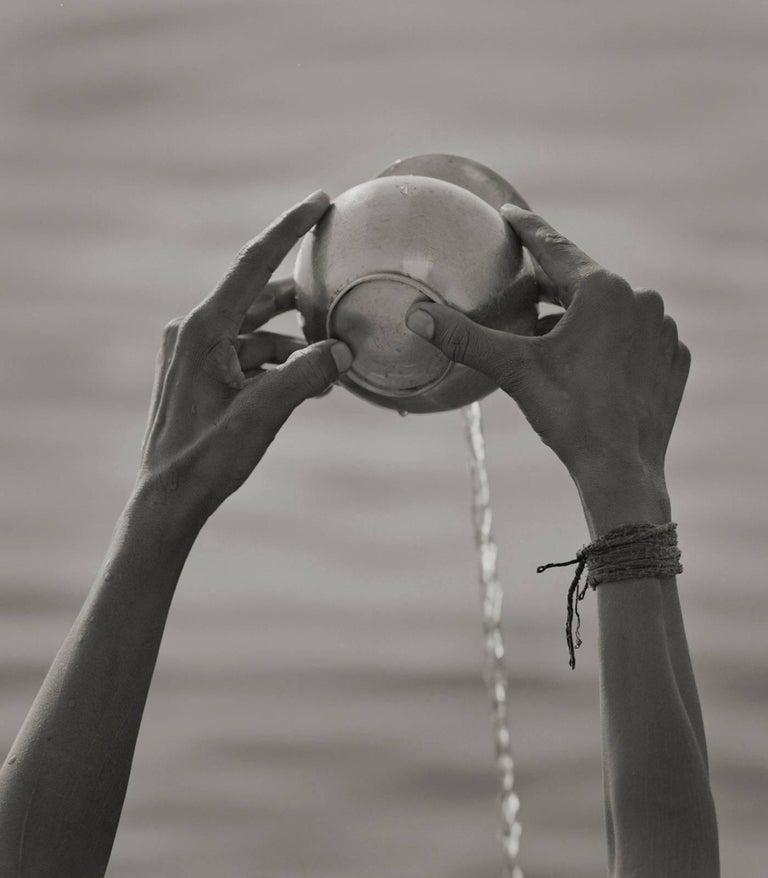 Kenro Izu - Eternal Light 184 #8, Varanasi, India 1