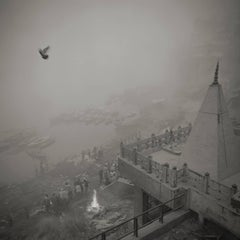 Kenro Izu - Eternal Light 526 #12, Varanasi, India