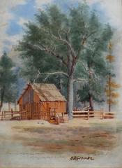 Rams Horn Camp, Kings River Cabin