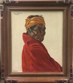 Chief Geronimo Apache