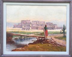 Taos Scene