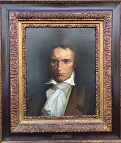 Ludwig von Beethoven Portrait