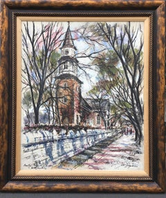 Parish Church in Williamsburg, Virginia