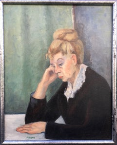 Mother, Portrait of the Artist's Mother