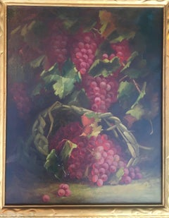 "Grapes, Flame Tokay, ""The Vineyard Bounty"""